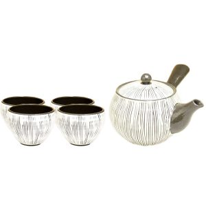 Senbori Japanese Tea Set