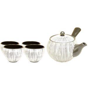 Senbori Japanese Tea Set