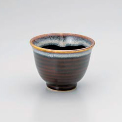 Tenmoku Cubic Japanese Tea Set