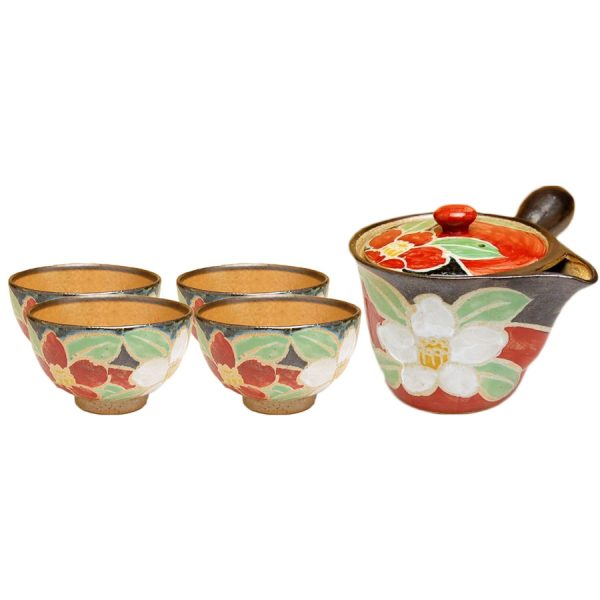 Yumehana Japanese Tea Set