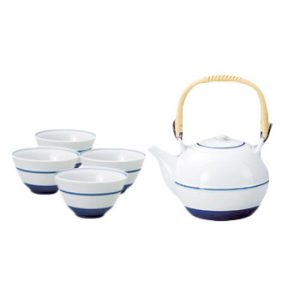 Yumeji Japanese Tea Set
