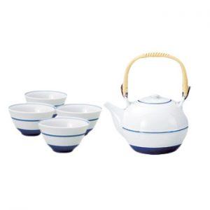 Yumeji Japanese Tea Set