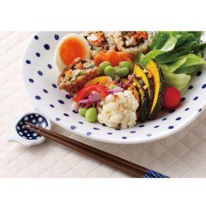 Chopstick Rest Tea Pot 5pc Set