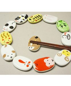 Zodiac Chopstick Rest Set