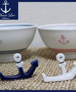 Anchor Chopstick Rest White