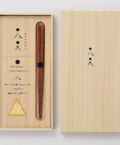 Natural Wood Chopsticks Gift Set Mt. Fuji