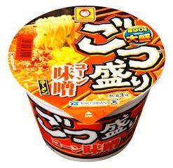 Maruchan Gotsumori Corn Miso Ramen Cup