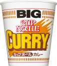 Nissin Cup Noodles Curry Big