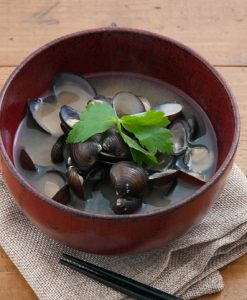Marucome Raw Miso Soup Red Dashi Shijimi-Clams