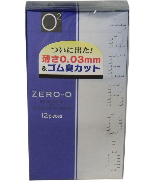 Fuji Latex Rincle zero zero 1500 0.03 condom 12pcs