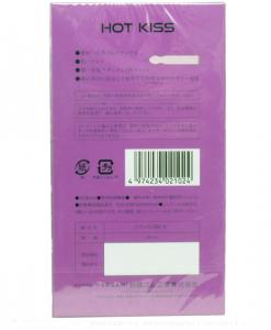 Sagami Hot Kiss condom 10pcs